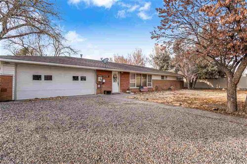Photo of 2646 Chestnut Drive, Grand Junction, CO 81506 (MLS # 20211035)