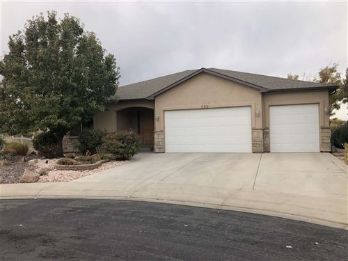 Photo of 239 Papago Street, Grand Junction, CO 81503 (MLS # 20196080)