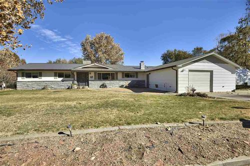 Photo of 134 Columbine Drive, Grand Junction, CO 81507 (MLS # 20196114)