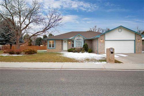 Photo of 1631 Ptarmigan Ridge Court, Grand Junction, CO 81506 (MLS # 20206133)