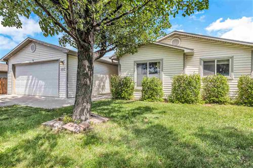 Photo of 3152 Sharptail Street, Grand Junction, CO 81504 (MLS # 20203148)