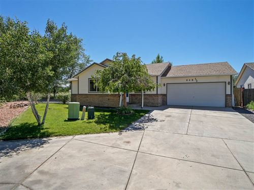 Photo of 648 1/2 Colony Road, Grand Junction, CO 81520 (MLS # 20203158)