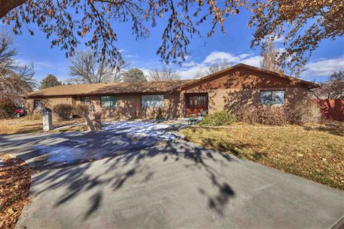 Photo of 2698 G 1/2 Road, Grand Junction, CO 81505 (MLS # 20200164)