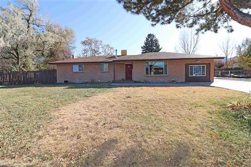 Photo of 2111 Sequoia Road, Grand Junction, CO 81507 (MLS # 20196183)