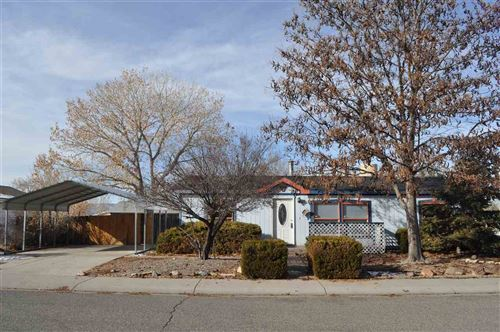 Photo of 443 Florence Road, Grand Junction, CO 81504 (MLS # 20210185)