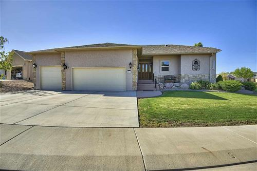 Photo of 2619 Foxglove Court, Grand Junction, CO 81506 (MLS # 20202194)
