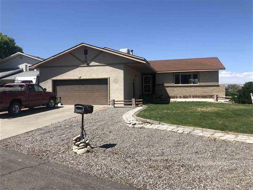 Photo of 2418 Sandridge Court, Grand Junction, CO 81507 (MLS # 20212204)