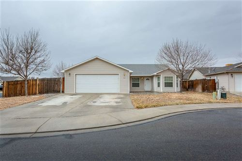 Photo of 483 Jaquette Lane, Grand Junction, CO 81504 (MLS # 20201235)