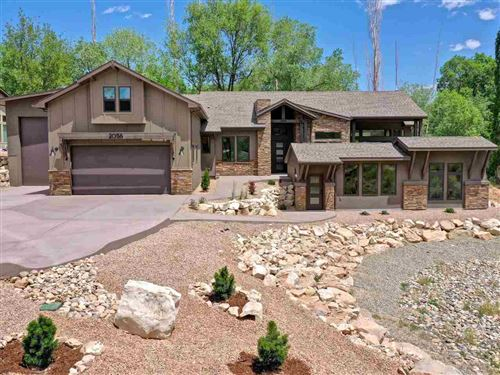 Photo of 2056 SIENNA CREEK COURT, Grand Junction, CO 81507 (MLS # 20203235)