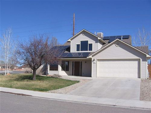 Photo of 3162 Pelton Drive, Grand Junction, CO 81504 (MLS # 20210251)