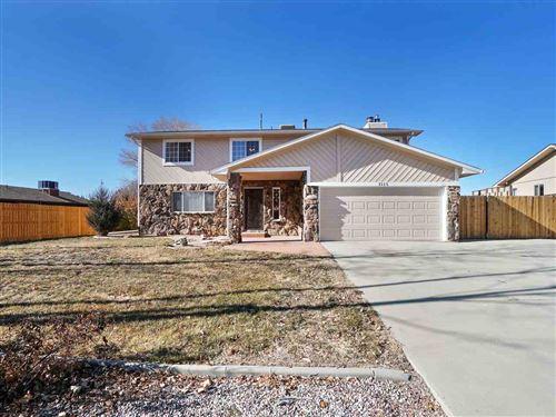 Photo of 3115 Beechwood Street, Grand Junction, CO 81506 (MLS # 20210264)