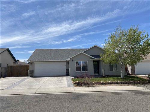 Photo of 1186 Black Ridge Drive, Fruita, CO 81521 (MLS # 20206266)