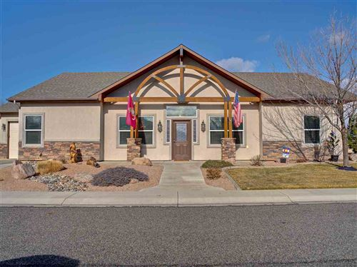 Photo of 245 Mason Ridge Drive, Grand Junction, CO 81503 (MLS # 20200274)