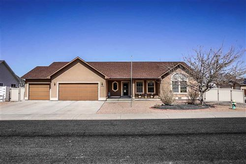 Photo of 2856 Chamomile Drive, Grand Junction, CO 81501 (MLS # 20211281)