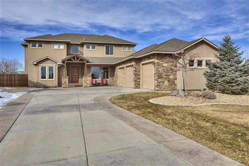 Photo of 723 Cloud Cliff Court, Grand Junction, CO 81507 (MLS # 20200282)