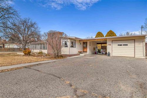 Photo of 750 Tulip Drive, Grand Junction, CO 81506 (MLS # 20210295)