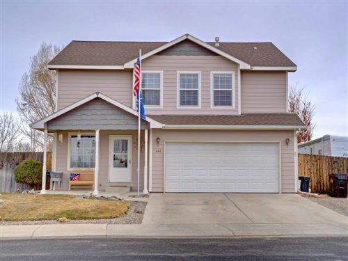 Photo of 474 Morning Dove Street, Grand Junction, CO 81504 (MLS # 20200296)