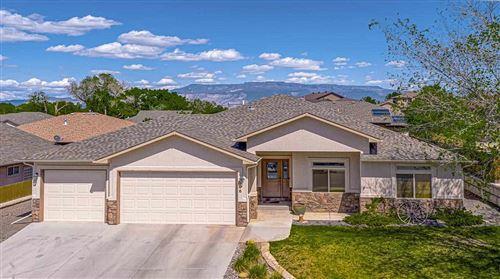 Photo of 206 Vista Hills Drive, Grand Junction, CO 81503 (MLS # 20212313)