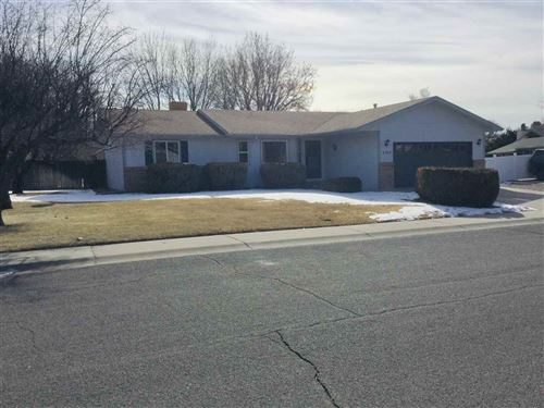 Photo of 2707 Del Mar Drive, Grand Junction, CO 81506 (MLS # 20200317)