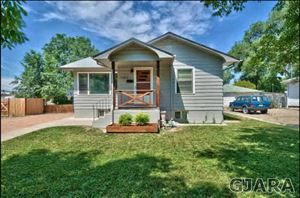 Photo of 1323 N 18th Street #A, B, Grand Junction, CO 81501 (MLS # 20191330)