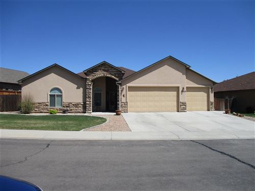 Photo of 1058 Wingate Drive, Fruita, CO 81521-7424 (MLS # 20202351)
