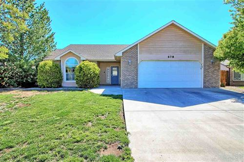Photo of 678 Anthracite Drive, Fruita, CO 81521 (MLS # 20212355)