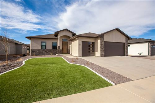 Photo of 265 Mount Quandry Street, Grand Junction, CO 81503 (MLS # 20196407)
