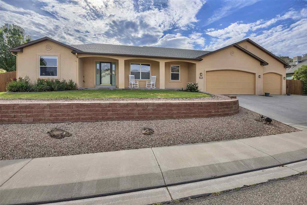 416 Montero Street, Grand Junction, CO 81507 - #: 20194408