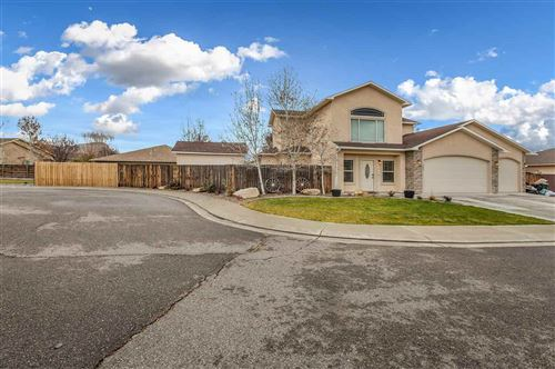 Photo of 660 Allegheny Drive, Grand Junction, CO 81504 (MLS # 20196432)