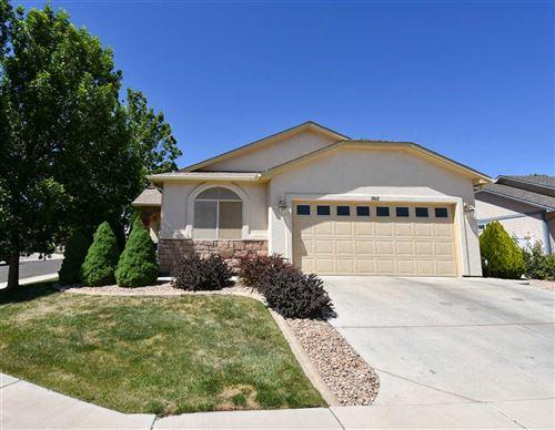 Photo of 2852 Presley Avenue, Grand Junction, CO 81501 (MLS # 20202434)