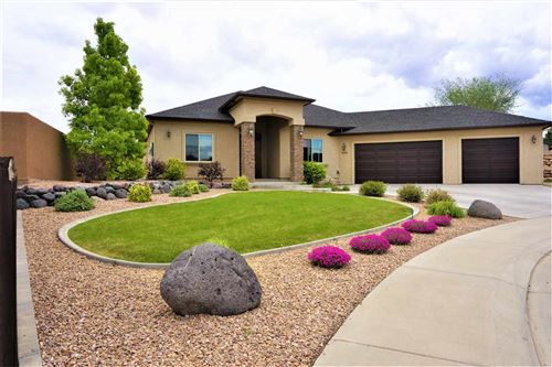 Photo of 2119 Canyon Wren Court, Grand Junction, CO 81507 (MLS # 20202446)