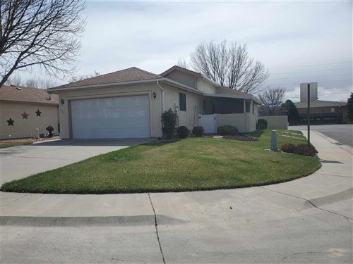 Photo of 2702 Indian Wash Circle, Grand Junction, CO 81506 (MLS # 20201488)