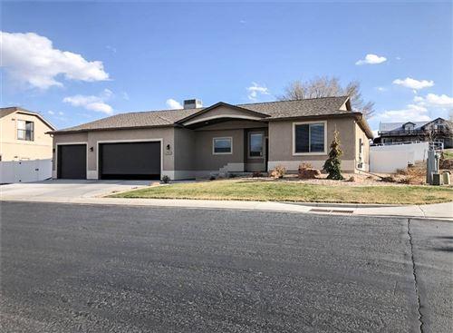 Photo of 2989 Black Hawk Way, Grand Junction, CO 81503 (MLS # 20211497)