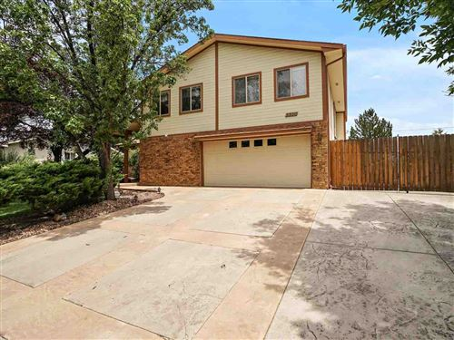 Photo of 3320 Beechwood Street, Grand Junction, CO 81506 (MLS # 20203525)