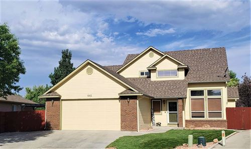 Photo of 661 Grand View Drive, Grand Junction, CO 81506 (MLS # 20202532)