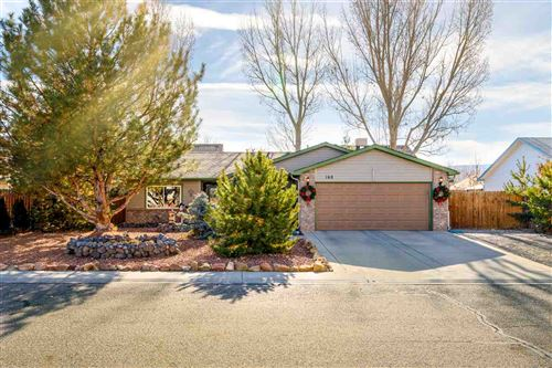 Photo of 168 Pinyon Drive, Fruita, CO 81521 (MLS # 20196539)