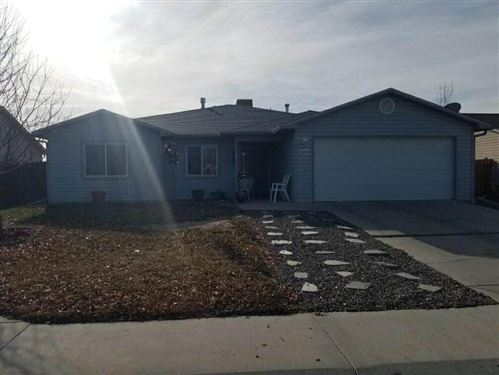 Photo of 3173 Booshway Avenue, Grand Junction, CO 81504 (MLS # 20196540)
