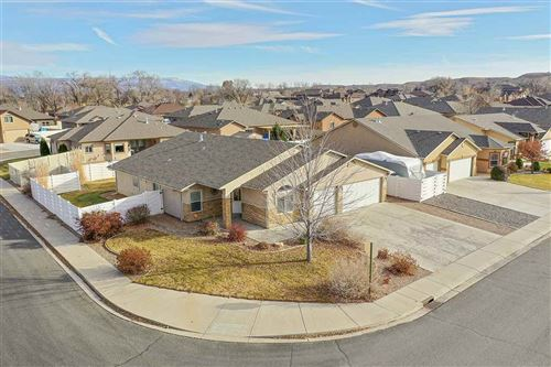 Photo of 222 Basalt Street, Grand Junction, CO 81503 (MLS # 20196568)