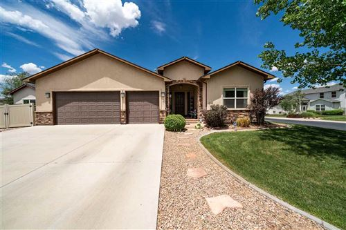 Photo of 2980 Kickapoo Court, Grand Junction, CO 81503 (MLS # 20202575)