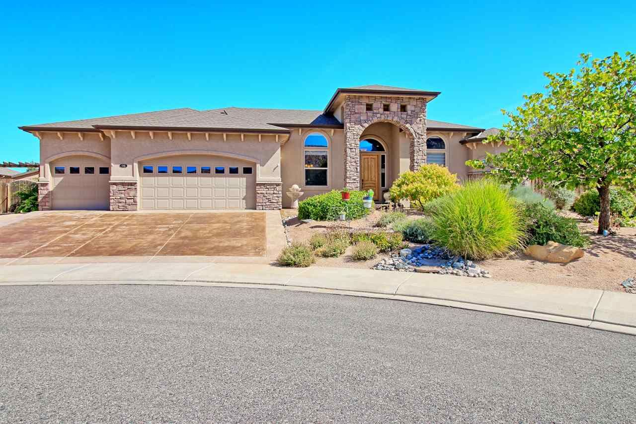 2163 Peregrine Court, Grand Junction, CO 81507 - #: 20195593