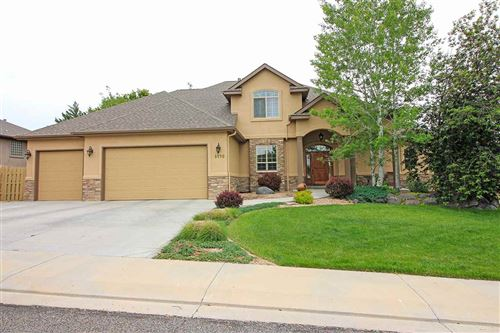 Photo of 3490 Woodgate Drive, Grand Junction, CO 81506 (MLS # 20200610)
