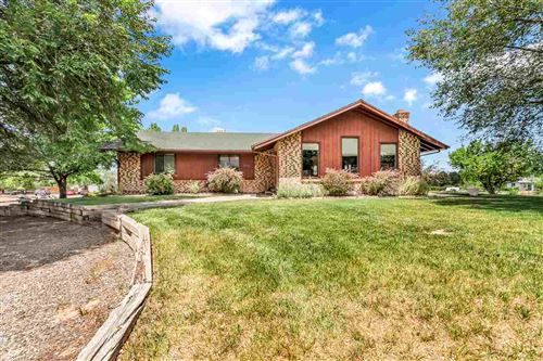 Photo of 2135 W Greenwood Drive, Grand Junction, CO 81507 (MLS # 20202620)