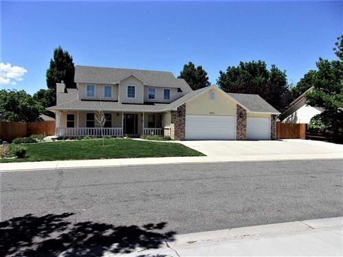 Photo of 645 Tamarron Drive, Grand Junction, CO 81506 (MLS # 20212680)
