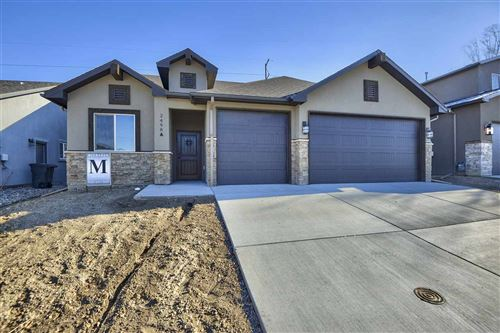 Photo of 2498 Apex Avenue #A, Grand Junction, CO 81505-7074 (MLS # 20196693)
