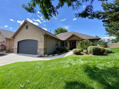 Photo of 2139 Fernwood Court, Grand Junction, CO 81506 (MLS # 20203709)