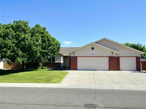 Photo of 2814 Grand View Drive, Grand Junction, CO 81506 (MLS # 20200720)