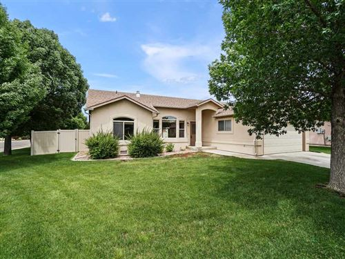 Photo of 2154 Castlewood Court, Grand Junction, CO 81507 (MLS # 20202727)