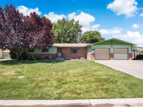 Photo of 483 Apple Blossom Road, Grand Junction, CO 81504 (MLS # 20212762)