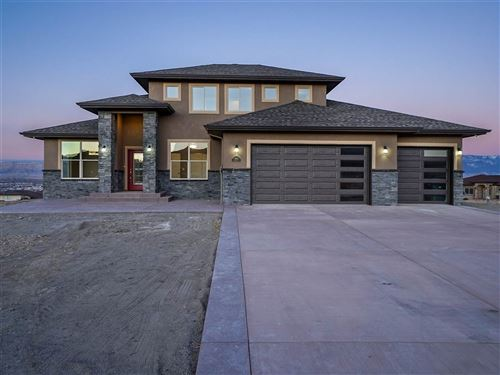 Photo of 2654 Lookout Court, Grand Junction, CO 81503 (MLS # 20200796)