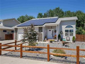 Photo of 3140 Ute Canyon Lane, Grand Junction, CO 81504 (MLS # 20194797)